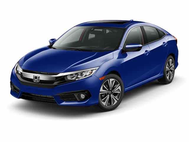 2016 Honda Civic EX-L Car