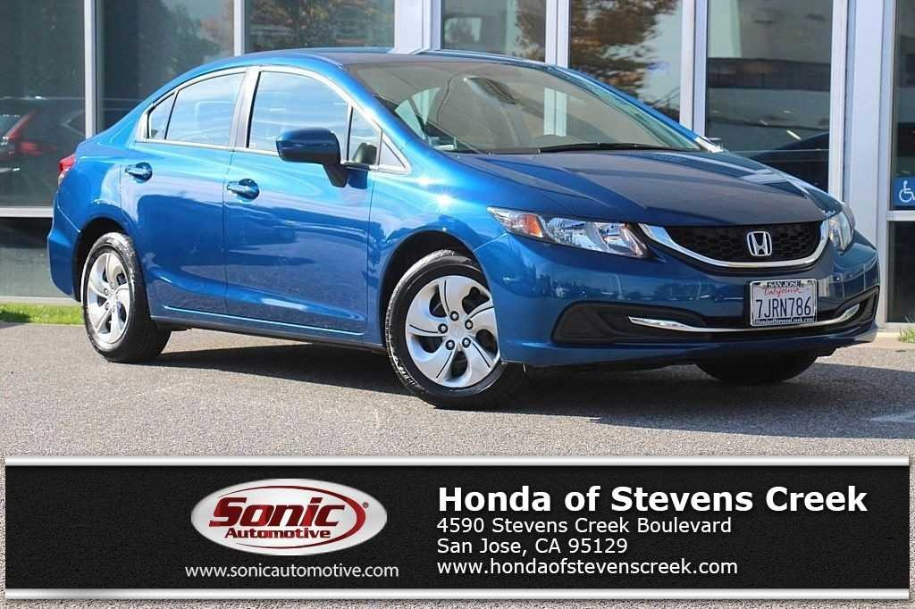 2015 Honda Civic LX