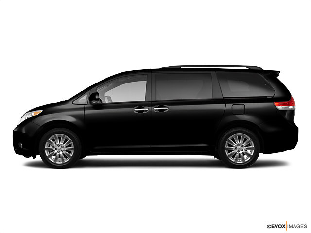 2011 Toyota Sienna Ltd 5dr 7-Pass Van V6 AWD Natl in Nashville