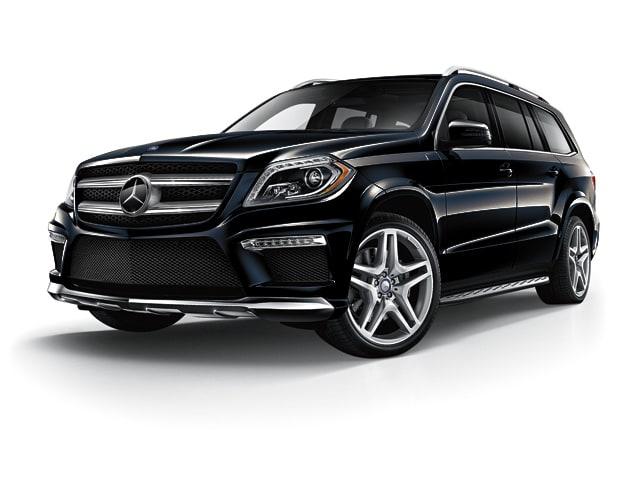 2015 Mercedes-Benz GL550 4MATIC in Pittsburgh
