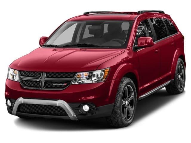 2016 Dodge Journey Crossroad All-wheel Drive SUV