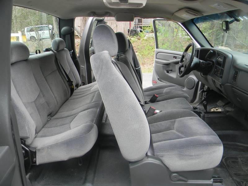 2006 GMC Sierra 1500 SL1 4dr Extended Cab 4WD 6.5 ft. SB