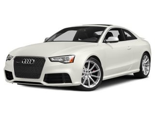 Pre-Owned 2015 Audi RS 5 4.2 quattro Coupe