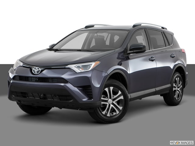 2016 Toyota RAV4 LE SUV I-4 cyl in Savannah, GA