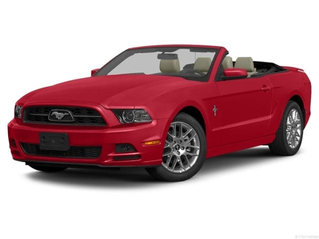Used 2014 Ford Mustang Convertible in Washington NC