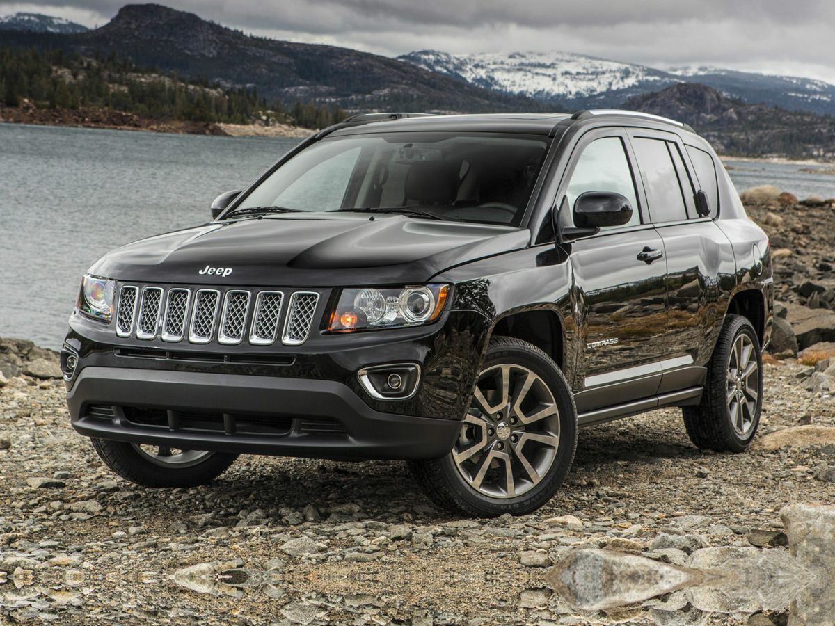 Pre-Owned 2017 Jeep Compass Sport FWD 4D Sport Utility