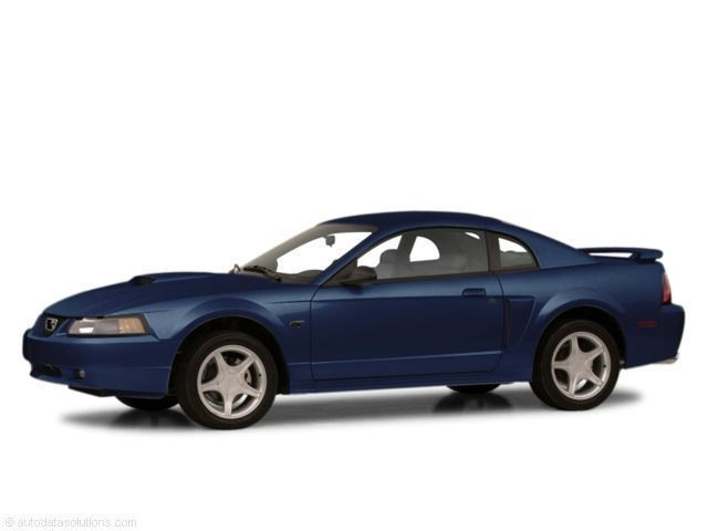2001 Ford Mustang GT Coupe V-8 cyl