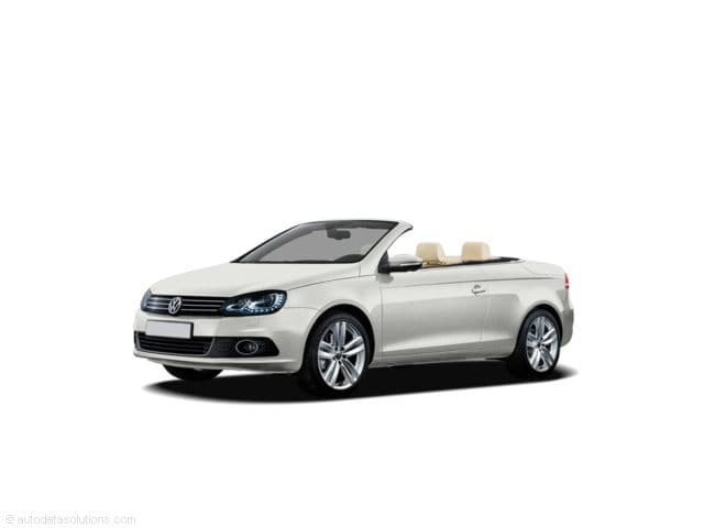 2012 Volkswagen Eos Komfort (A6) Convertible I-4 cyl