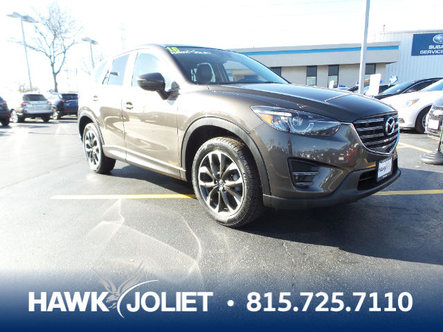 Certified Pre-Owned 2016 Mazda CX-5 GRNDTR AWD