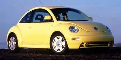 Pre-Owned 2000 Volkswagen New Beetle GLX FWD 2dr Car