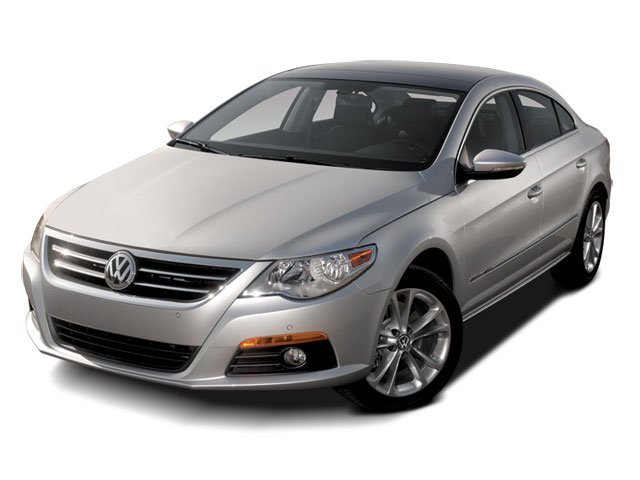 Pre-Owned 2009 Volkswagen CC Sport FWD 4dr Car