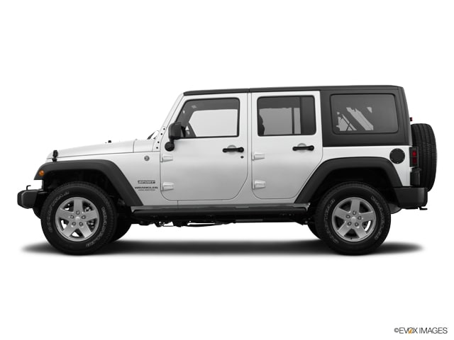 2015 Jeep Wrangler Unlimited Sport 4x4 Sport SUV in Norfolk