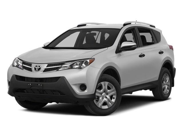 Used 2014 Toyota RAV4 XLE for sale in Langhorne PA
