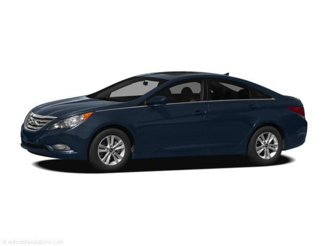 2011 Hyundai Sonata Sedan Front-wheel Drive