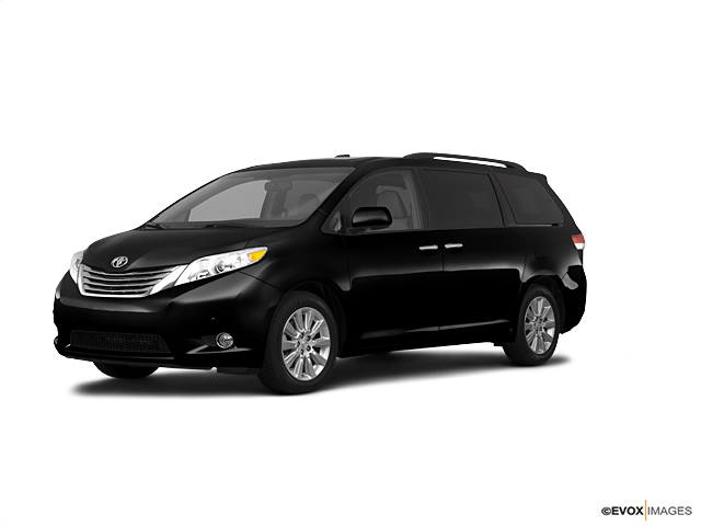 Used 2011 Toyota Sienna 5dr 7-Pass Van V6 Ltd AWD (Natl)