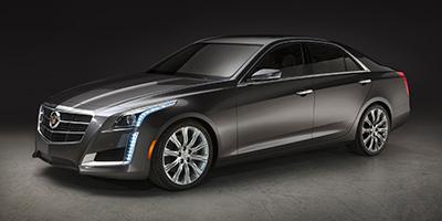 Used 2014 Cadillac CTS Sedan 2.0L Turbo I4 RWD Premium