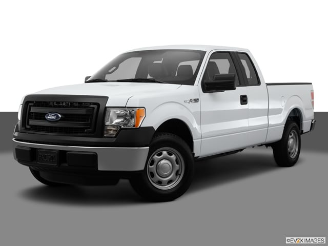 Used 2014 Ford F-150 Truck V8 FFV in Red Hill, PA