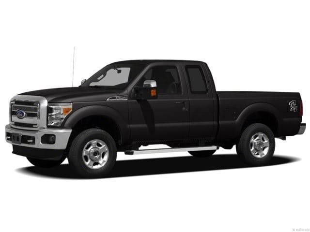 Used 2012 Ford F-250SD Truck V8 EFI SOHC 16V Flex Fuel in Red Hill, PA
