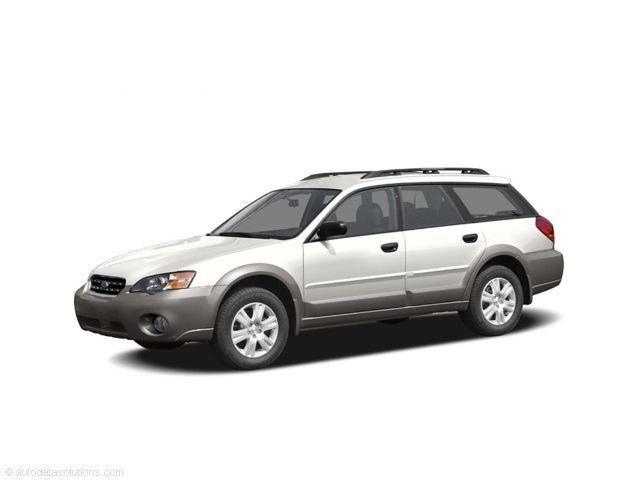 2006 Subaru Outback Outback 2.5i Auto Wagon in Columbus