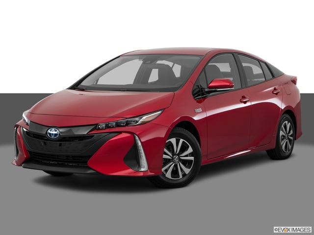 2017 Toyota Prius Prime Premium Hatchback Front-wheel Drive