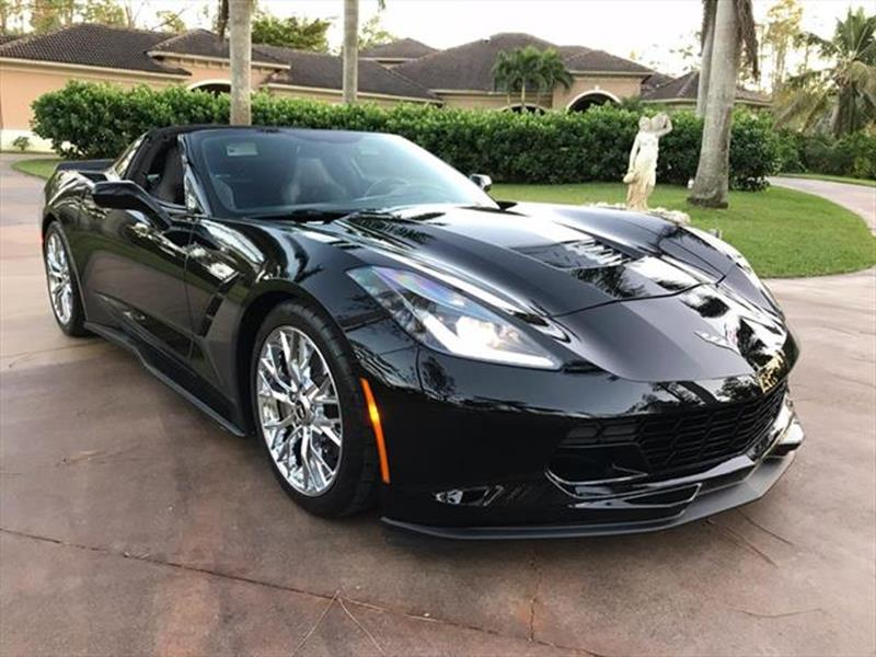 2014 Chevrolet Corvette Stingray 2dr Coupe w/3LT