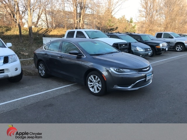 Used 2016 Chrysler 200 For Sale   Northfield MN   1C3CCCAB7GN154535