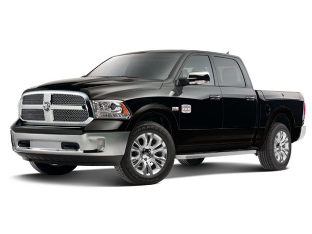 Used 2014 Ram 1500 Longhorn Truck Crew Cab for sale in Maumee, Ohio
