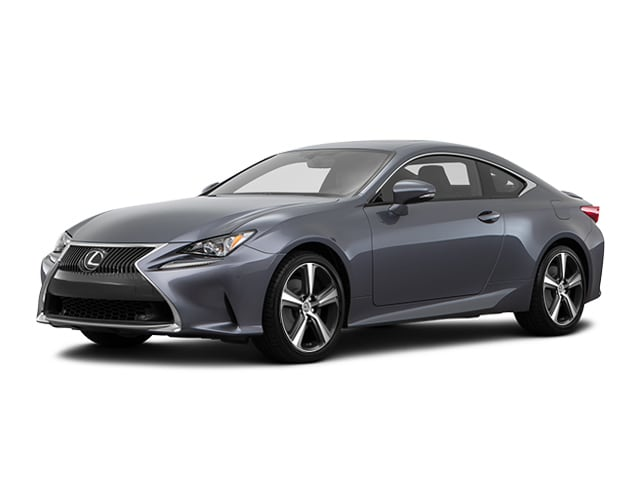 Used 2015 LEXUS RC 350 2dr Cpe RWD Coupe Rear-wheel Drive in Nashville