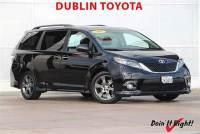 Used 2016 Toyota Sienna SE Premium Minivan/Van in Dublin, CA