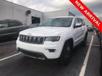 2017 Jeep Grand Cherokee 4x2 Limited 4dr SUV