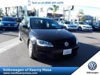 2014 Volkswagen Jetta Sedan S Sedan Front Wheel Drive