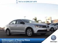 2015 Volkswagen Jetta Sedan 2.0L S Sedan Front Wheel Drive