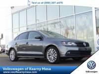 2015 Volkswagen Jetta Sedan 1.8T SE w/Connectivity/Navigation Sedan Front Wheel Drive