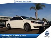 2015 Volkswagen Passat 1.8T Sport Sedan Front Wheel Drive