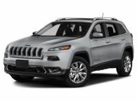 2017 Jeep Cherokee 4x4 SUV 4