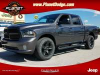 2018 RAM Ram Pickup 1500 4x4 Night 4dr Crew Cab 5.5 ft. SB Pickup