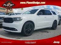 2018 Dodge Durango GT 4dr SUV