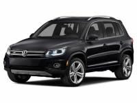 2014 Volkswagen Tiguan R-Line SUV All-wheel Drive in Pensacola