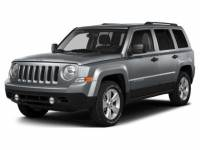 Certified Used 2015 Jeep Patriot Latitude 4x4 SUV in Toledo