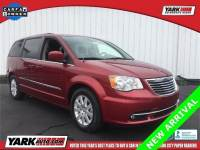 Certified Used 2016 Chrysler Town & Country Touring Van LWB Passenger Van in Toledo