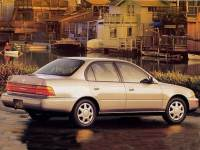 Used 1995 Toyota Corolla DX For Sale | Serving Thorndale, West Chester, Thorndale, Coatesville, PA | VIN: 2T1AE09B5SC121111