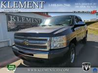 2010 Chevrolet Silverado 1500 LT Truck Crew Cab in Decatur, TX