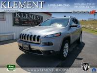 2017 Jeep Cherokee Limited 4x4 SUV in Decatur, TX