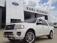 2015 Ford Expedition EL Platinum SUV in Decatur, TX