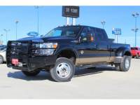 2014 Ford F-350 Truck Crew Cab in Decatur, TX