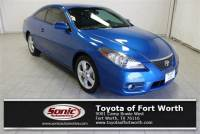 2007 Toyota Camry Solara SLE 2dr Cpe V6 Auto Natl Coupe in Fort Worth