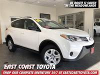 Certified Pre-Owned 2014 Toyota RAV4 BSE Sport Utility AWD