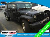 2014 Jeep Wrangler Unlimited Unlimited Sport in Toledo