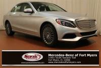 2015 Mercedes-Benz C-Class C 300 4dr Sdn 4matic in Fort Myers