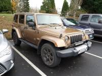 2015 Jeep Wrangler Unlimited Sahara 4x4 SUV for sale in Corvallis OR